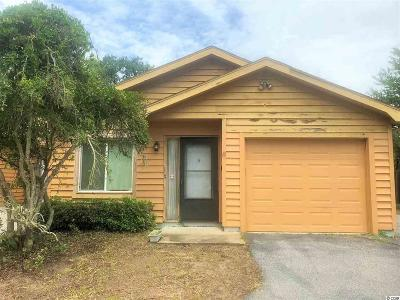 North Myrtle Beach Single Family Home Active-Pending Sale - Cash Ter: 405 27th Avenue S.