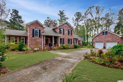 Murrells Inlet Single Family Home For Sale: 4501 Wagon Run
