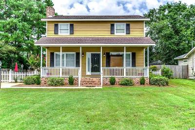 Little River Single Family Home For Sale: 4135 Sand Trap Ave