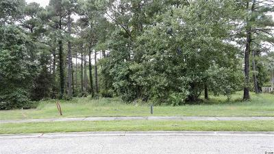 Georgetown County, Horry County Residential Lots & Land For Sale: 8947 Bella Verde Ct.