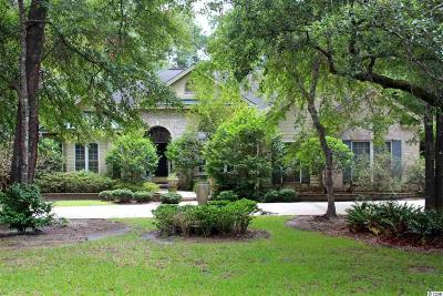 Pawleys Island Single Family Home For Sale: 326 Masters Drive