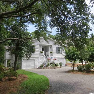 Pawleys Island Single Family Home For Sale: 91 Windover Ave.