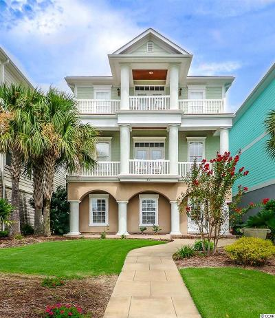 Myrtle Beach SC Single Family Home For Sale: $629,500