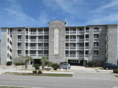 Surfside Beach Condo/Townhouse For Sale: 911 S Ocean Blvd. #302