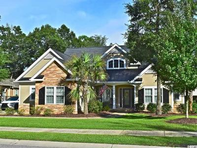 North Myrtle Beach Single Family Home For Sale: 1500 Surf Pointe Drive