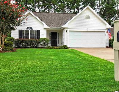 Murrells Inlet Single Family Home Active-Pend. Cntgt. On Financi: 129 Seville Drive