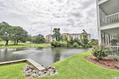 Myrtle Beach Condo/Townhouse For Sale: 1100 Commons Blvd. #205