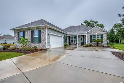 Murrells Inlet Single Family Home For Sale: 166 Hyacinth Loop
