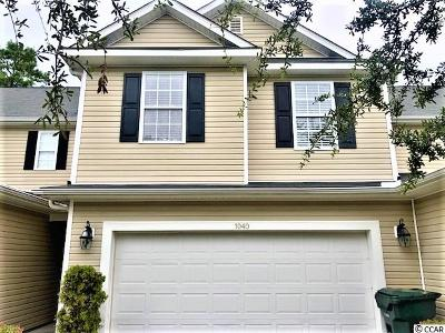Conway Condo/Townhouse For Sale: 1040 Fairway Lane #1040