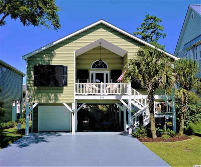 North Myrtle Beach Single Family Home For Sale: 606 20th Avenue N.