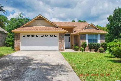 Little River Single Family Home For Sale: 3105 Ashley Ct