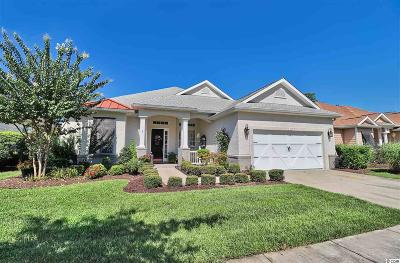 Murrells Inlet Single Family Home For Sale: 189 Sugar Loaf Lane