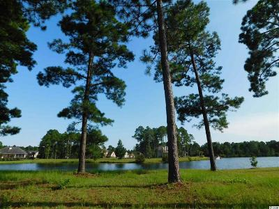 Georgetown County, Horry County Residential Lots & Land For Sale: 9481 Carrington Dr.