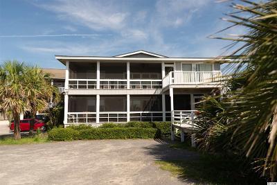 Pawleys Island Single Family Home For Sale: 300 Myrtle Ave.
