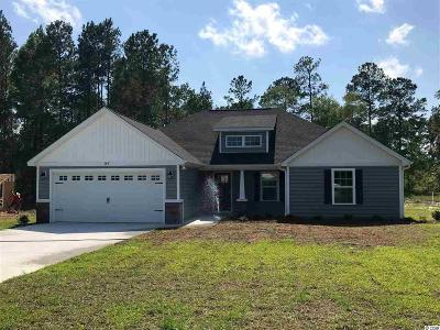 Galivants Ferry SC Single Family Home For Sale: $182,900
