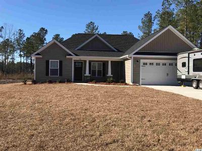 Galivants Ferry SC Single Family Home Active-Pend. Cntgt. On Financi: $175,900