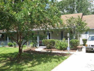 Surfside Beach Single Family Home For Sale: 205 Misty Pine Drive