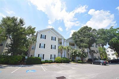 North Myrtle Beach Condo/Townhouse For Sale: 601 Hillside Dr #4124