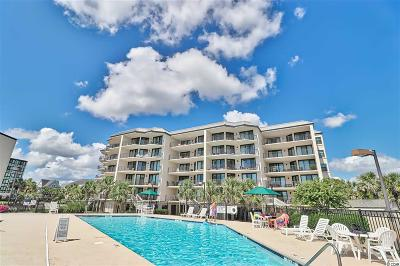 Pawleys Island Condo/Townhouse For Sale: 371 S Dunes Dr. #D-22