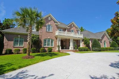 Pawleys Island Single Family Home For Sale: 699 Preservation Circle