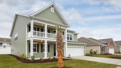 Surfside Beach Single Family Home For Sale: 177 Ocean Commons Dr.
