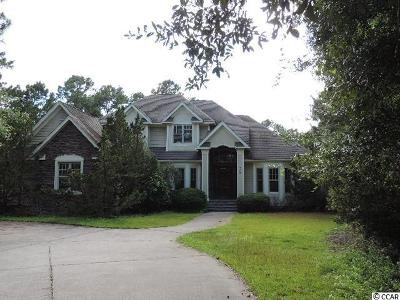 Pawleys Island Single Family Home For Sale: 782 Savannah Dr.