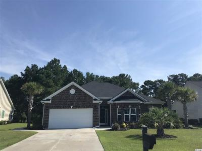 Murrells Inlet Single Family Home For Sale: 144 Shenandoah Dr
