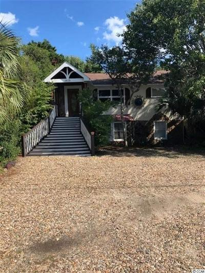 North Myrtle Beach Single Family Home For Sale: 1413 Holly Dr