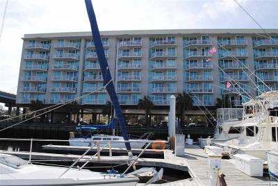 North Myrtle Beach Condo/Townhouse For Sale: 2100 Sea Mountain Hwy #232