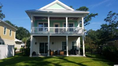 Murrells Inlet Single Family Home For Sale: 4119 Murrells Inlet Road