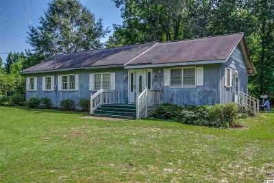 Loris Single Family Home For Sale: 2251 Cane Branch Rd