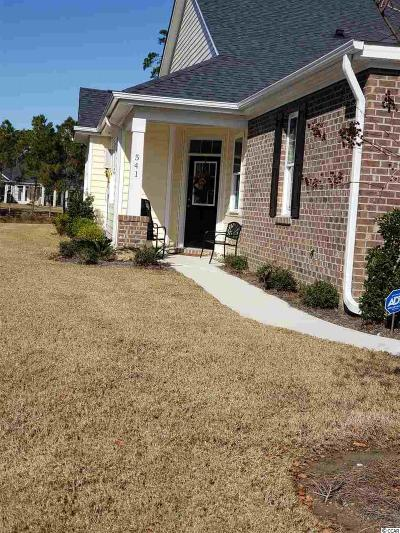 Murrells Inlet Condo/Townhouse Active-Pend. Cntgt. On Financi: Lot 136 Botany Loop #136