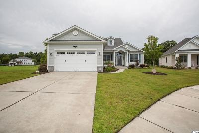 Myrtle Beach Single Family Home For Sale: 109 Oyster Point Way