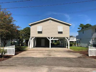 North Myrtle Beach Single Family Home Active-Pending Sale - Cash Ter: 610 22nd Ave N.