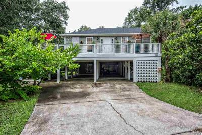 Murrells Inlet Single Family Home Active-Pend. Cntgt. On Financi: 565 Satellite Avenue