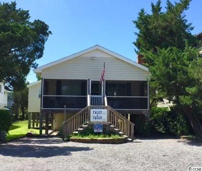 Pawleys Island Single Family Home For Sale: 243 Atlantic