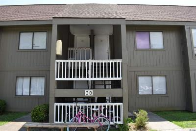 Myrtle Beach Condo/Townhouse For Sale: 2000 Greens Blvd. #38-D