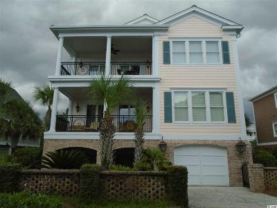 Pawleys Island Single Family Home For Sale: 549 S Dunes Drive