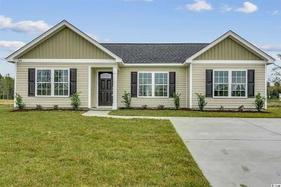 Conway SC Single Family Home For Sale: $136,900