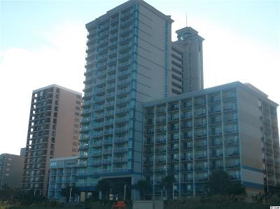 Myrtle Beach Condo/Townhouse For Sale: 2504 N Ocean Blvd. #430