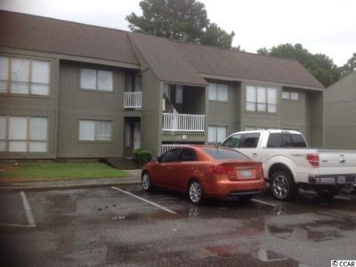 Myrtle Beach Condo/Townhouse For Sale: 2000 Greens Blvd. #5A