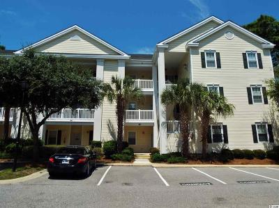 North Myrtle Beach Condo/Townhouse For Sale: 601 Hillside Dr, N #4534