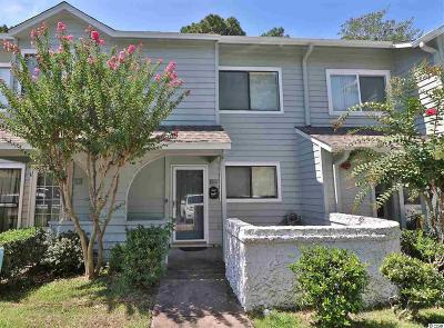 North Myrtle Beach Condo/Townhouse For Sale: 104 Shadow Moss Place #104