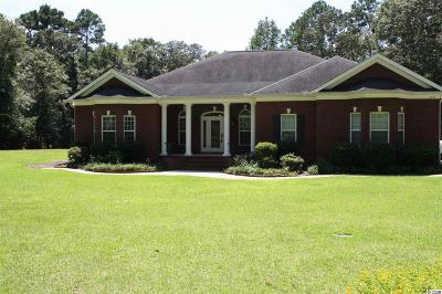 Conway Single Family Home For Sale: 2354 Lendrim Lake Drive