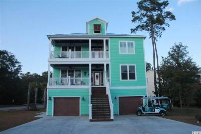 Murrells Inlet Single Family Home For Sale: 16 Cottage Drive