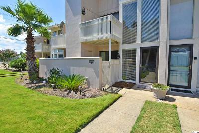 North Myrtle Beach Condo/Townhouse For Sale: 1000 11th Ave N #122
