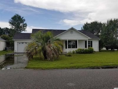 Murrells Inlet Single Family Home For Sale: 1020 Autumn Drive