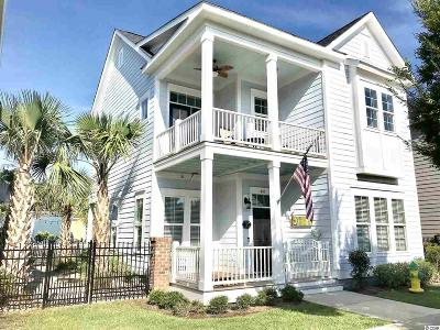 Myrtle Beach Single Family Home For Sale: 843 Howard Ave