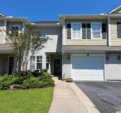 North Myrtle Beach Condo/Townhouse For Sale: 2450 Marsh Glen Drive #312