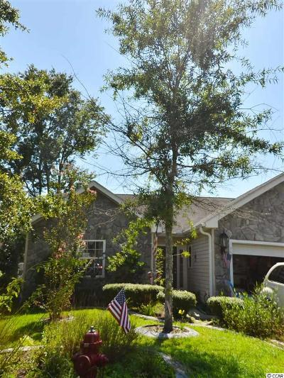 Surfside Beach Single Family Home For Sale: 1951 Tree Circle
